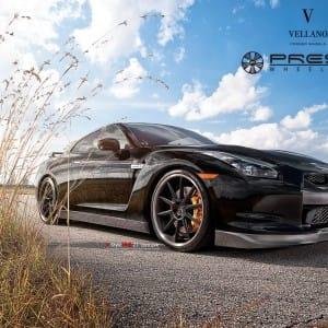 Nissan GTR - Vellano VKS forged modular wheels