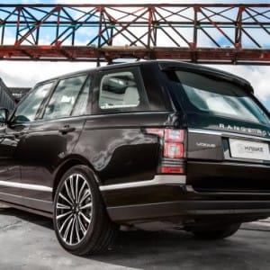 New Range Rover L405 2013 with Hawke Chayton wheels
