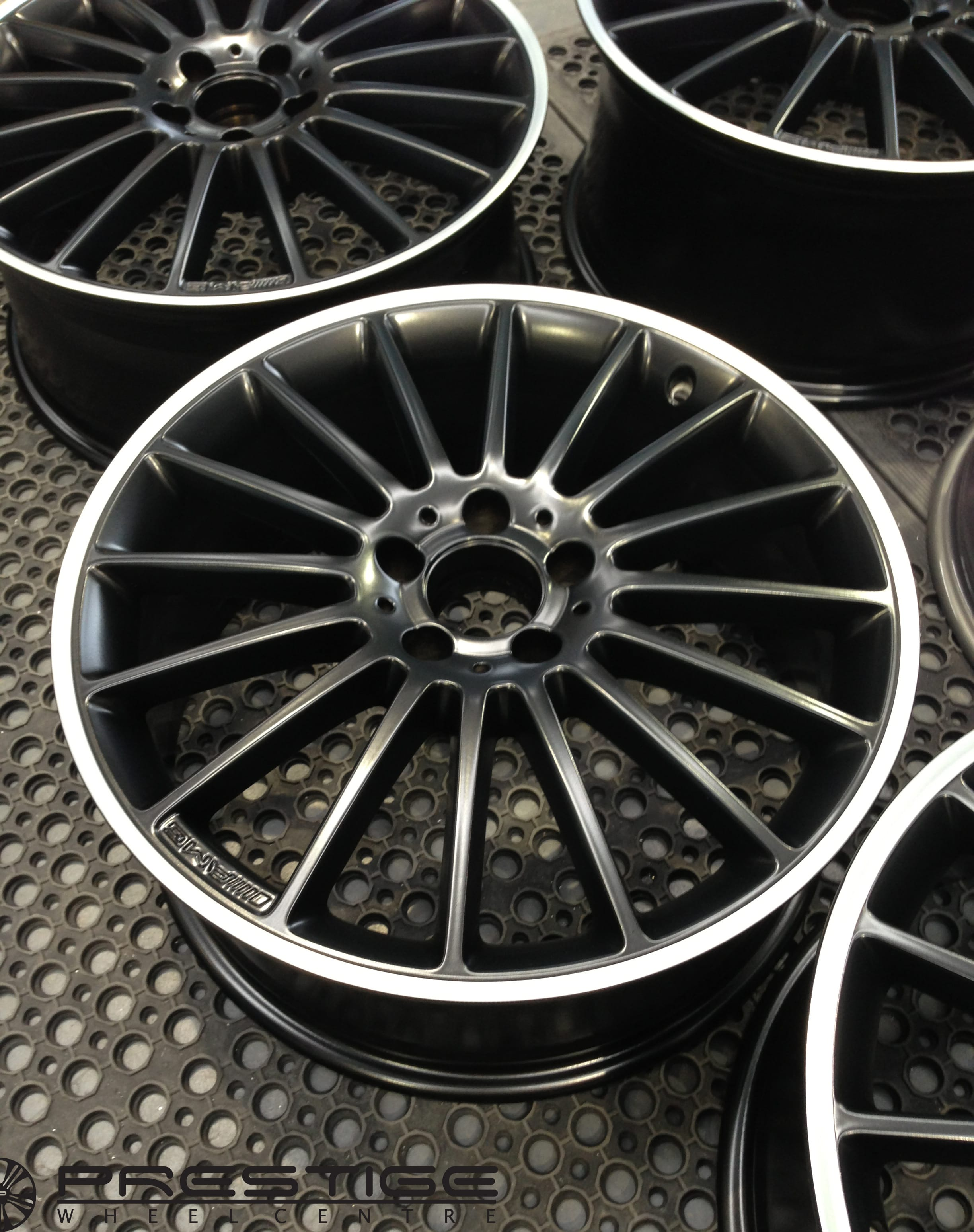 Mercedes C63 Amg Wheels Re Finished Refurbished Amp Diamond