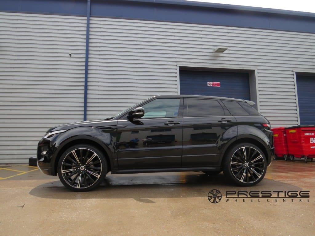 Range Rover Evoque 22 Quot Hawke Chayton Alloy Wheels