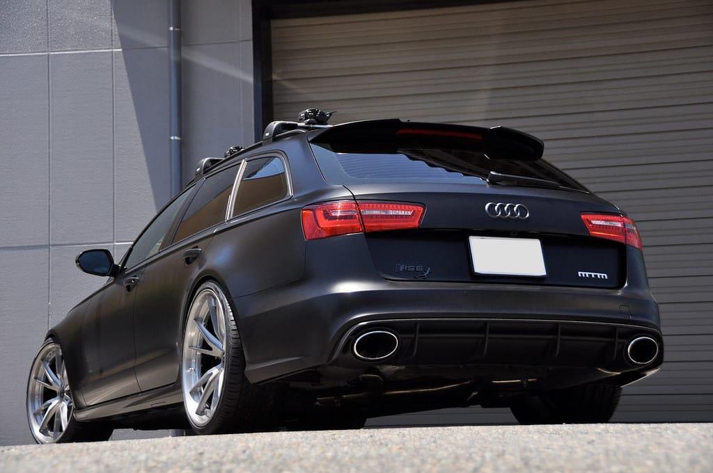 Audi Rs6 C7 Avant With Hre S104 Prestige Wheel Centre News