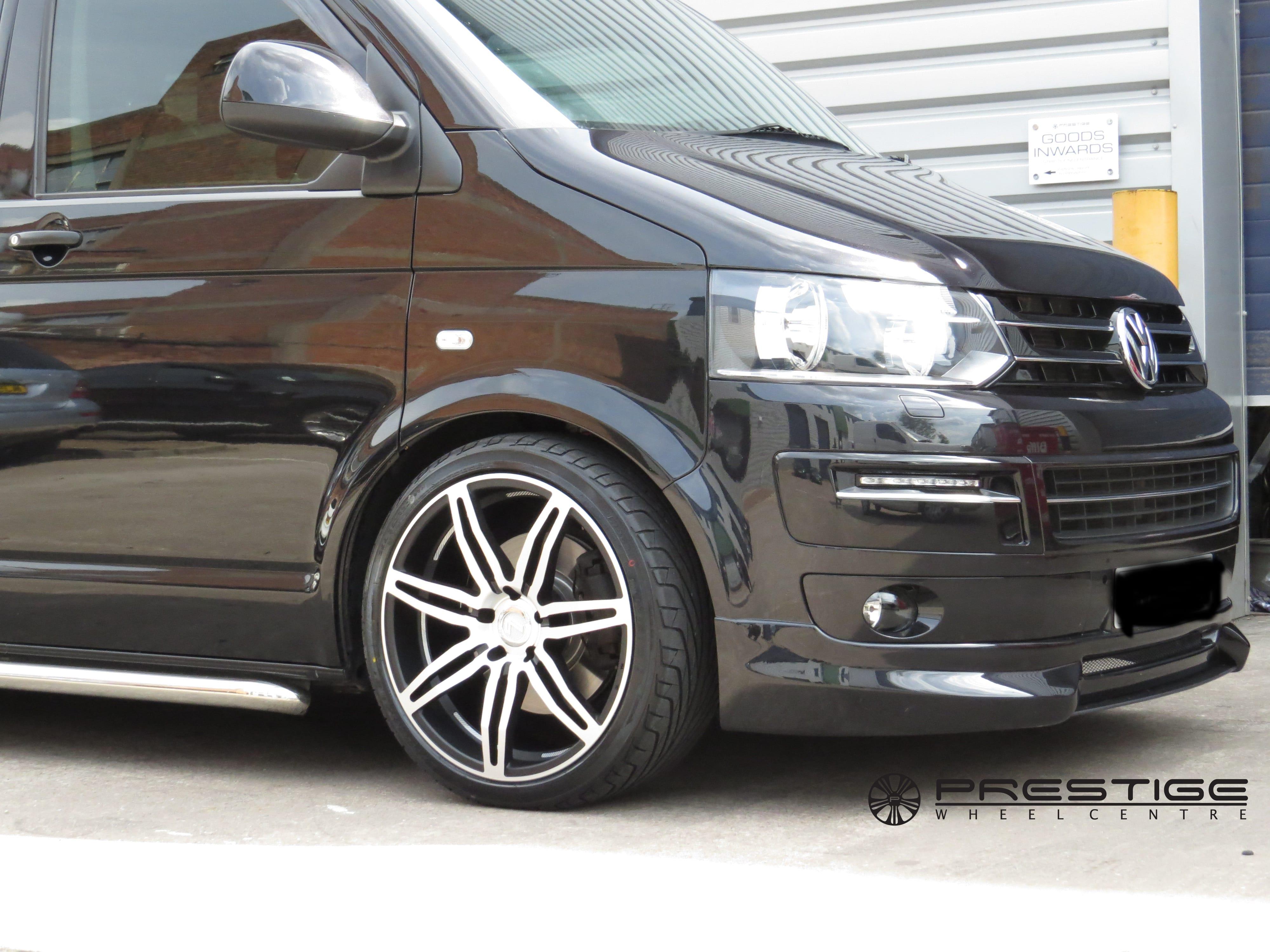 Vw Transporter T5 Alloy Wheels Lenso Cq2 20 Quot Prestige