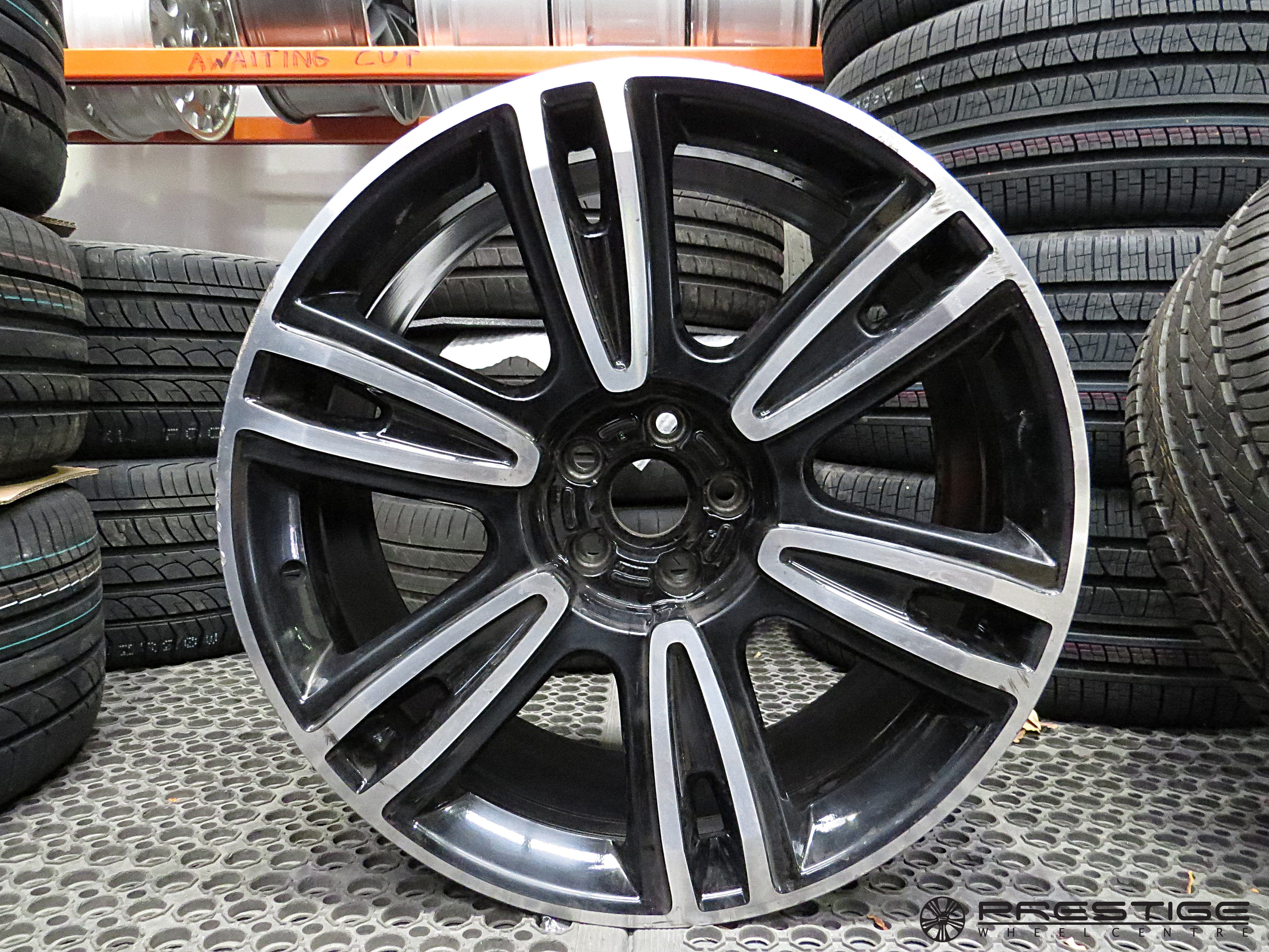 Bentley Continental Gt 21 Quot Alloy Wheel Refurbishment