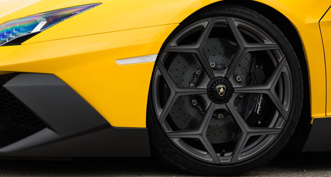 Novitec Vossen Lamborghini Aventador Sv Prestige Wheel
